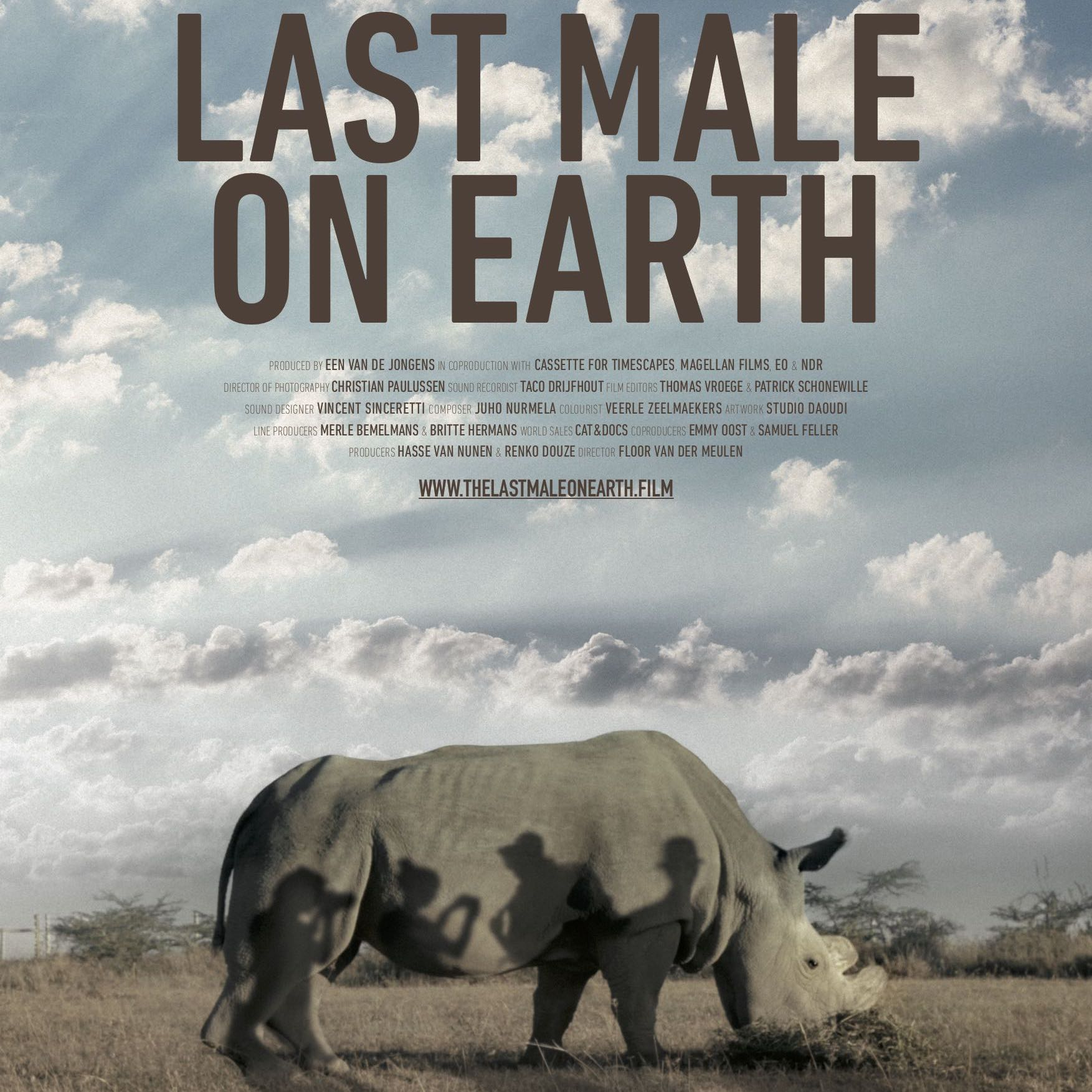 LAST MALE ON EARTH –